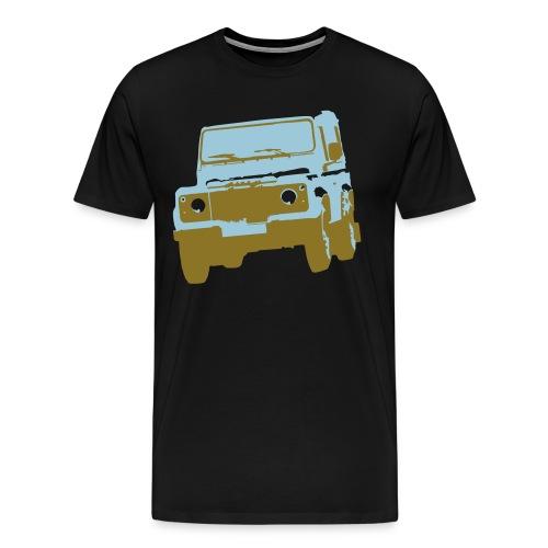 Landy - Männer Premium T-Shirt