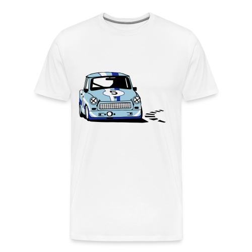 Rennpappe - Männer Premium T-Shirt
