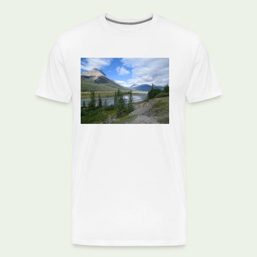 Creek - Männer Premium T-Shirt