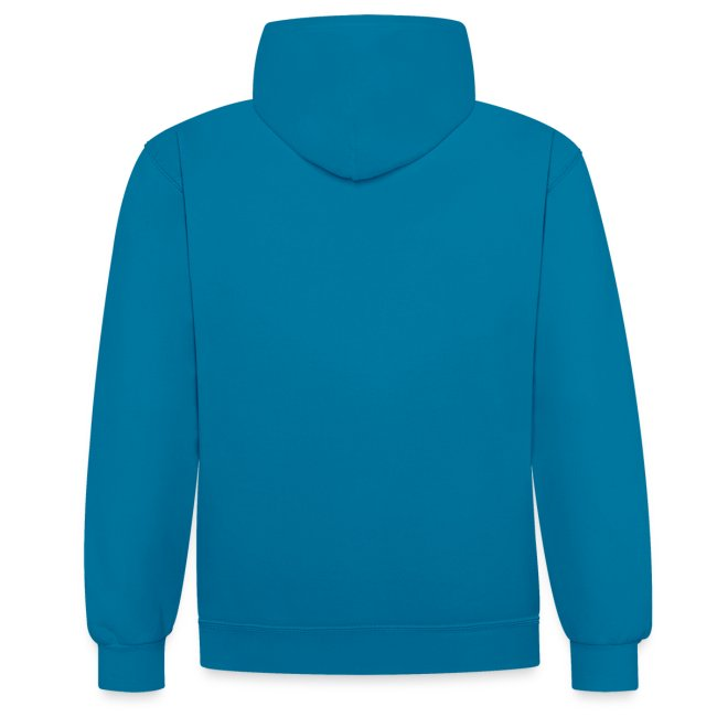 SWEAT-SHIRT UNISEXE ANCRE MARINE BLUE BERRY