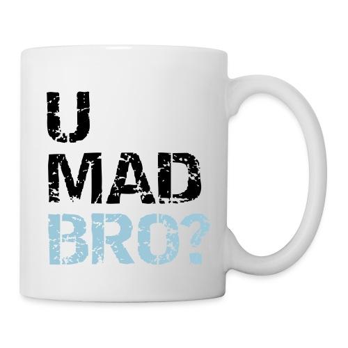 U MAD BRO? Mug - Mug