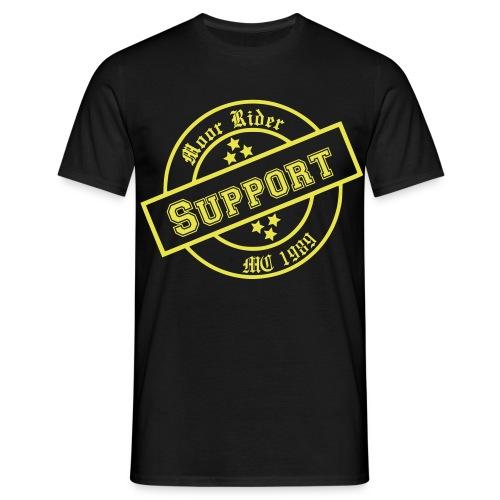 MRMC Support Stamp T - Männer T-Shirt