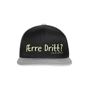 Ærre Dritt Caps - Snapback-caps