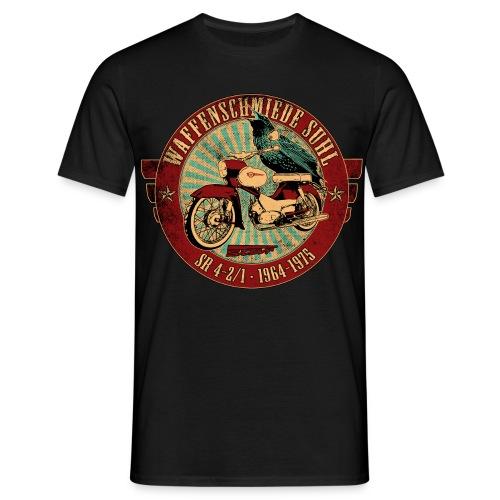 Simson S 4 -1/2 Star - Männer T-Shirt