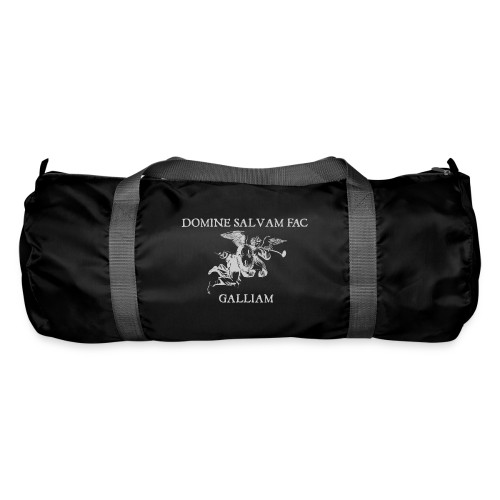 Sac de sport Domine salvam fac Galliam - Sac de sport