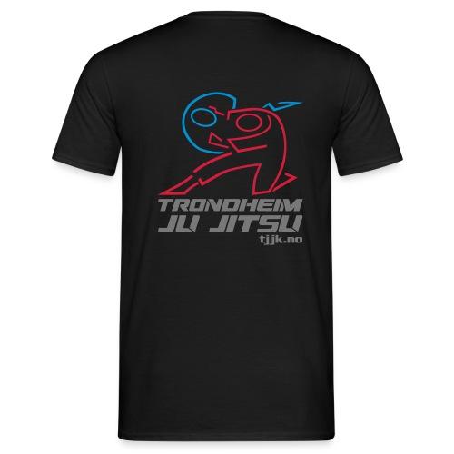 T-skjorte (herremodell) - T-skjorte for menn