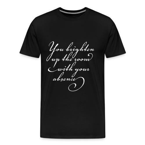 Brighten - Männer Premium T-Shirt
