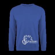 Pullover & Hoodies ~ Männer Pullover ~ Pullover Männer royalblau Rugby Club Leipzig