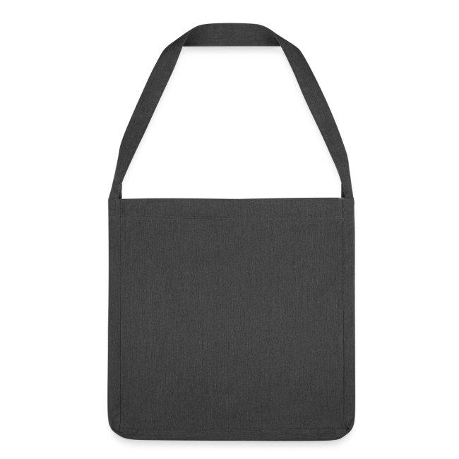 """""""Smiley"""" Recycling-Tasche mit Flexdruck reflektierend"""