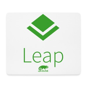 Leap Mouse Pad - Mouse Pad (horizontal)