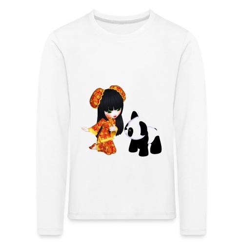 japan - T-shirt manches longues Premium Enfant