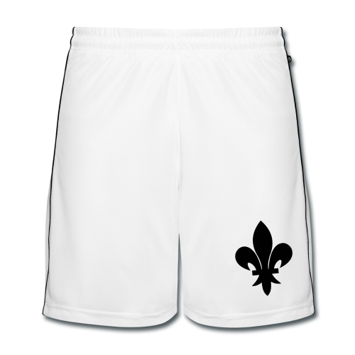Short Ljiljan Black - Men's Football shorts