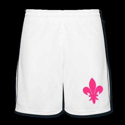 Short Ljiljan Pink - Men's Football shorts