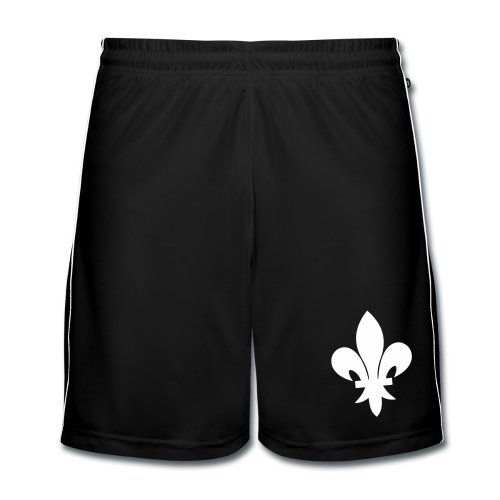 Short Ljiljan White - Men's Football shorts