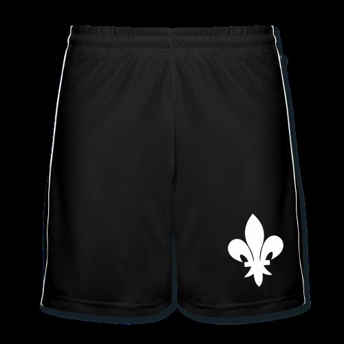 Short Ljiljan White - Men's Football shorts