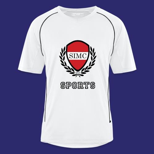 Sport Shirts Loose Fit - Men's Football Jersey