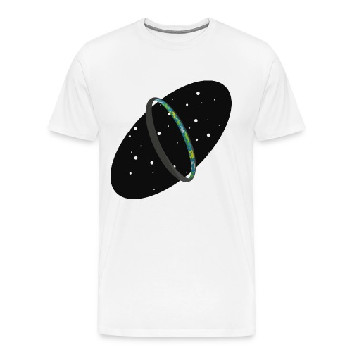 Ringworld Light Shirt - Men's Premium T-Shirt