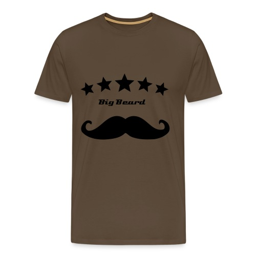 Big Beard - T-shirt Premium Homme