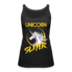 TF-Global | Unicorn Slayer - Women's Premium Tank Top