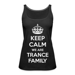 TF-Global | Keep Calm Family - Women's Premium Tank Top