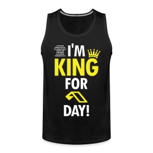 TF-Global | King for a day - Men's Premium Tank Top