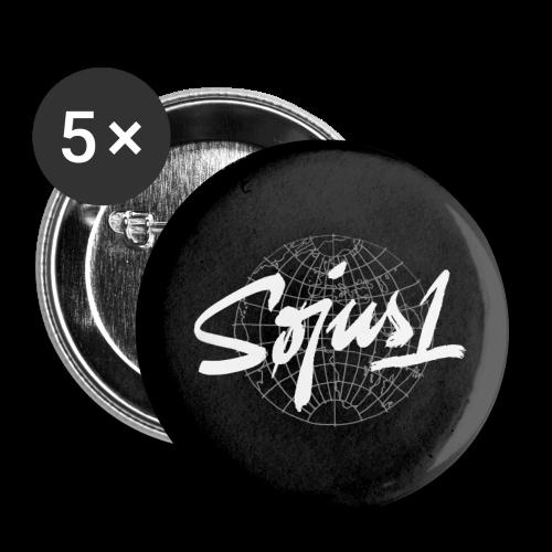 `Søjus1´ Button (5x) - Buttons small 25 mm