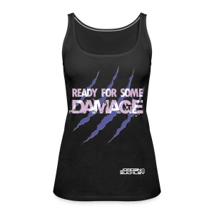 TF-Global | Ready for some damage - Women's Premium Tank Top