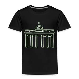 Berlin, Brandenburger Tor - Kinder Premium T-Shirt