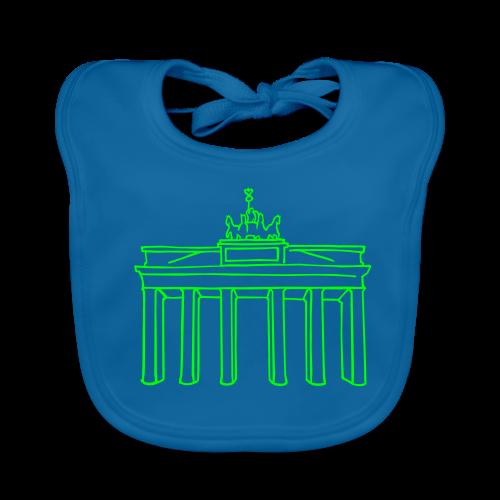 Berlin, Brandenburger Tor - Baby Bio-Lätzchen