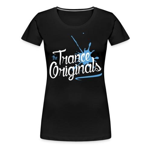 TF-Global | Trance Originals - Women's Premium T-Shirt