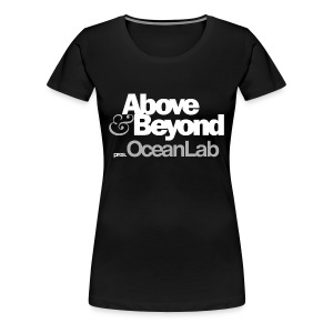 TF-Global | A&B - Oceanlab - Women's Premium T-Shirt