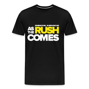 TF-Global   As the rush comes - Men's Premium T-Shirt
