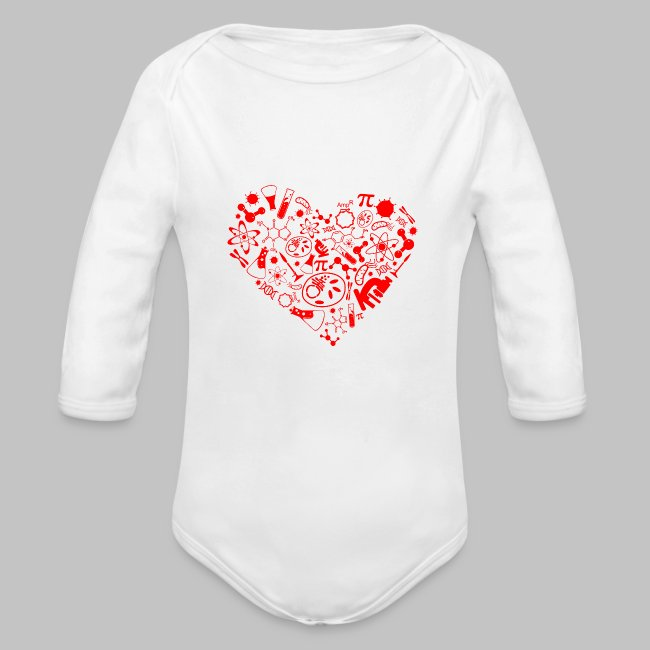 Body bébé (baby) Science Heart