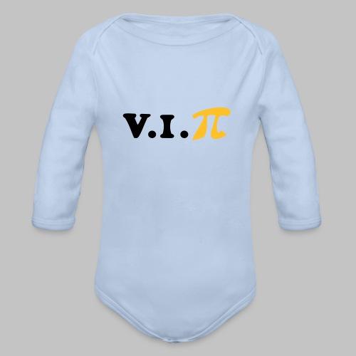 Body bébé (baby) VIP - Organic Longsleeve Baby Bodysuit