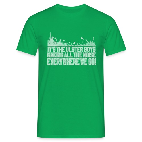 Everywhere We Go! - Men's T-Shirt