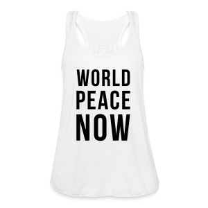 World Peace Tops - Vrouwen tank top van Bella