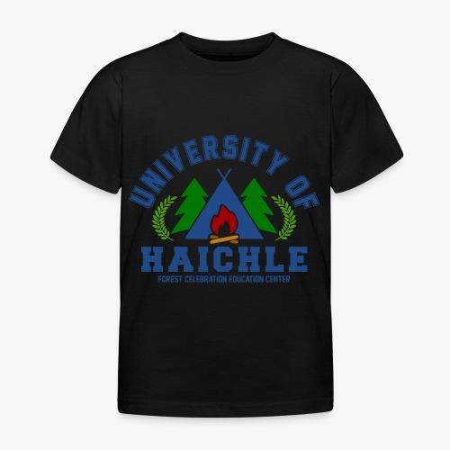 University Of Haichle (Kinder) - Kinder T-Shirt
