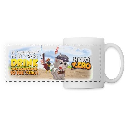 Hero Zero - Community Mug - Panoramic Mug