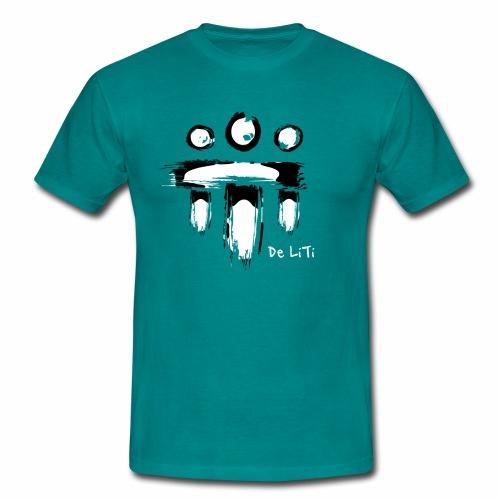 De LiTi-Motiv - Männer T-Shirt