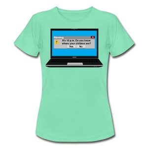 Error msg t-shirt - Children - Women's T-Shirt