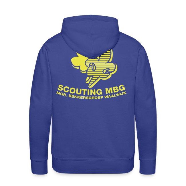 Scouts trui leden (Groot)