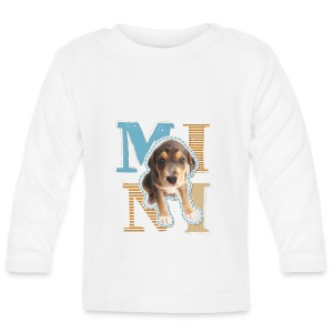 Animal Planet Mini Hund Baby Langarmshirt - Baby Langarmshirt