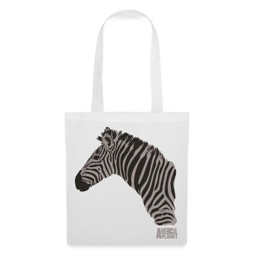 Animal Planet Zebra Tasche - Stoffbeutel
