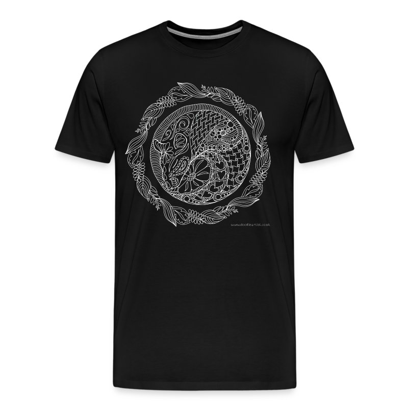Sleeping rat - Men's Premium T-Shirt