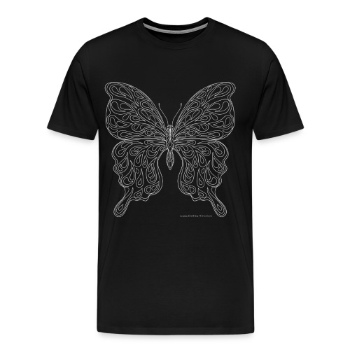 Butterfly t-shirt - Men's Premium T-Shirt