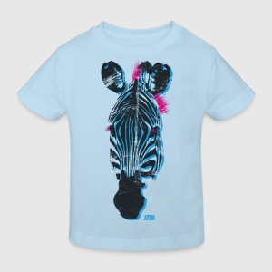 Animal Planet Kinder T-Shirt Zebra - Kinder Bio-T-Shirt