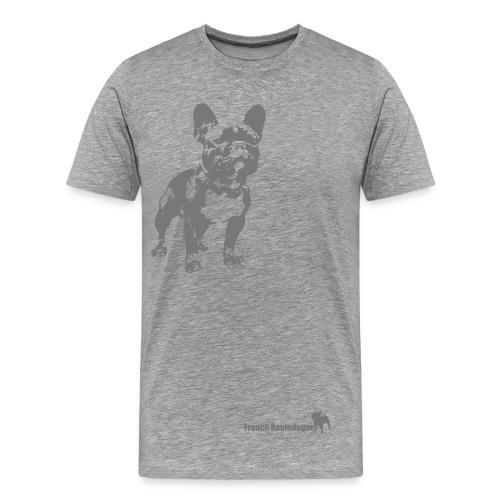 french bulldogue - Männer Premium T-Shirt
