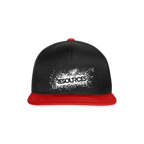 Snapback Cap, Splash - Snapback Cap