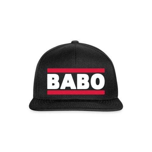 babo cap - Snapback Cap