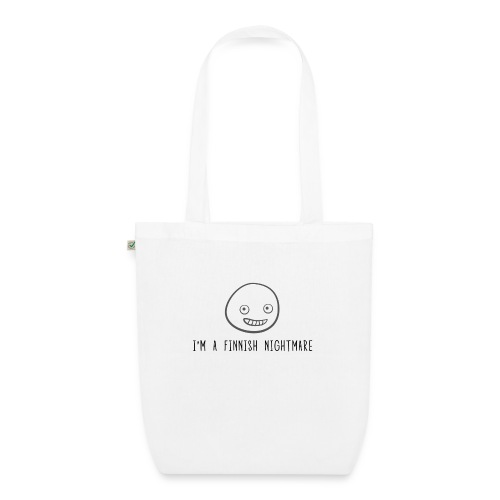 I'm a Finnish nightmare EarthPositive Tote Bag - EarthPositive Tote Bag
